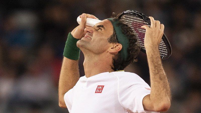 Le tennisman Roger Federer renonce aux JO de Tokyo