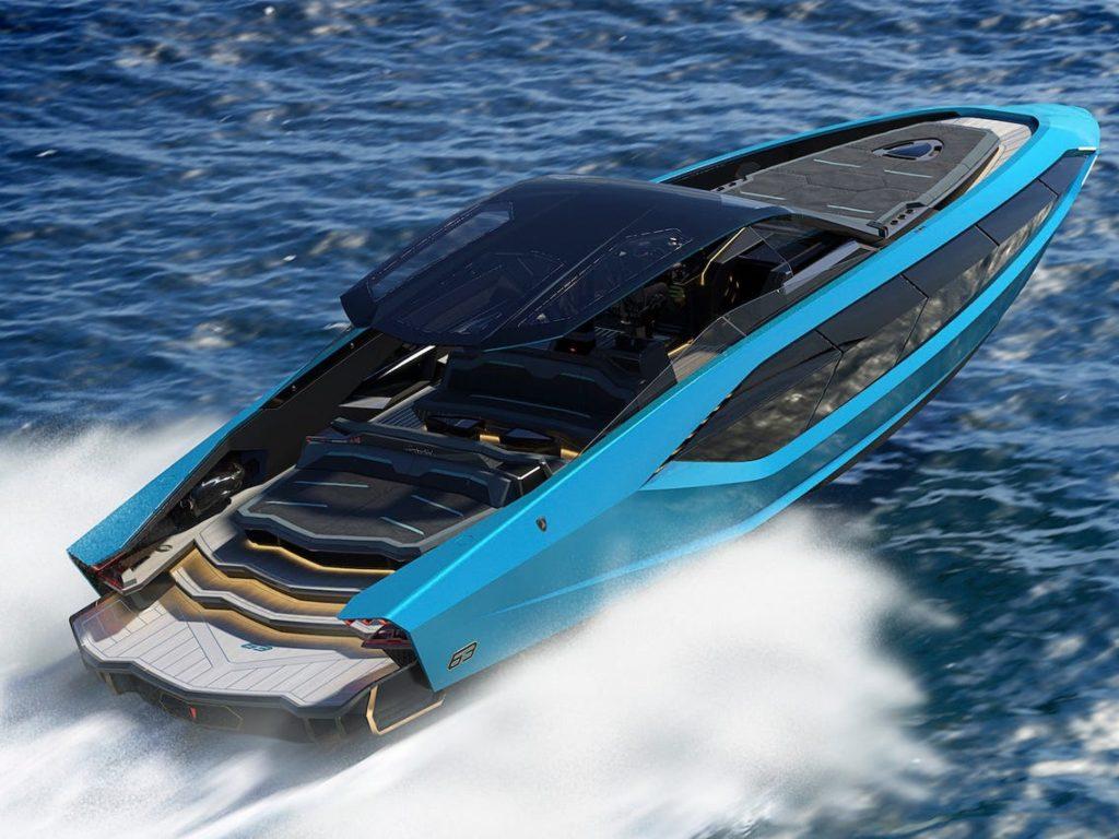 Conor McGregor : Le prix exorbitant de son yacht Lamborghini
