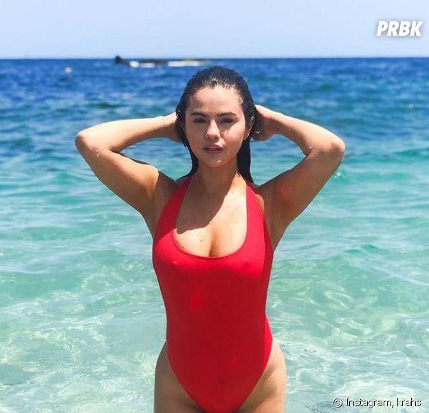 Selena Gomez : Sa nouvelle collection de maillots de bain qui buzz !
