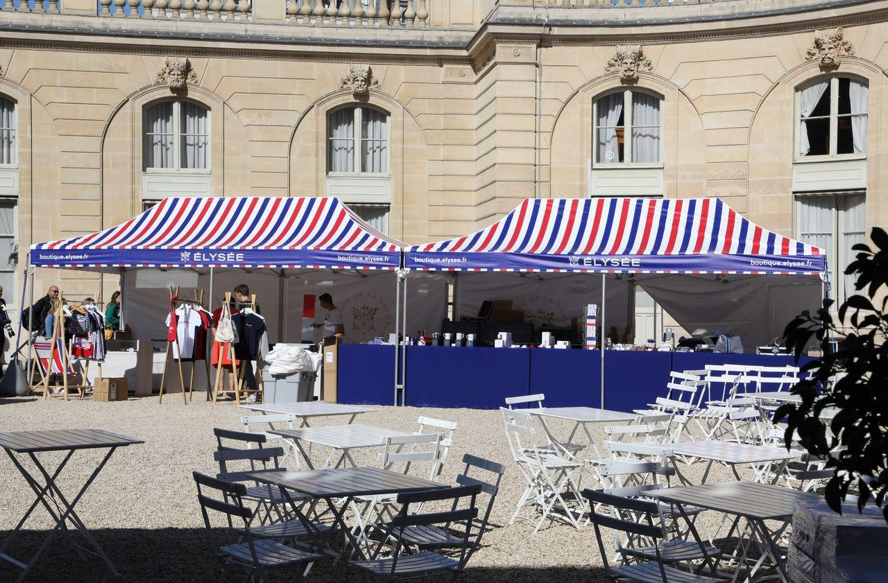 Fabriqué en France : Quels produits seront exposés à l'Élysée ?