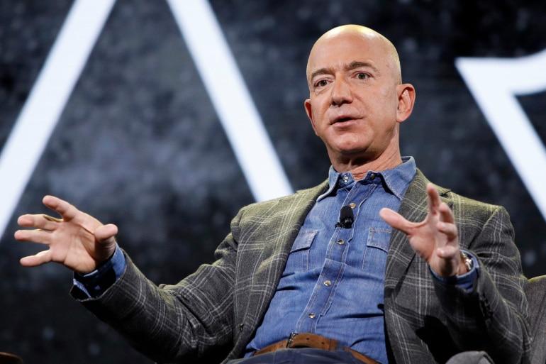 Des tensions entre Amazon et le gouvernement..
