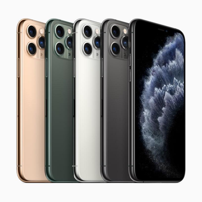 iPhone 11 Pro : Une remise jamais vu sur ce haut de gamme !