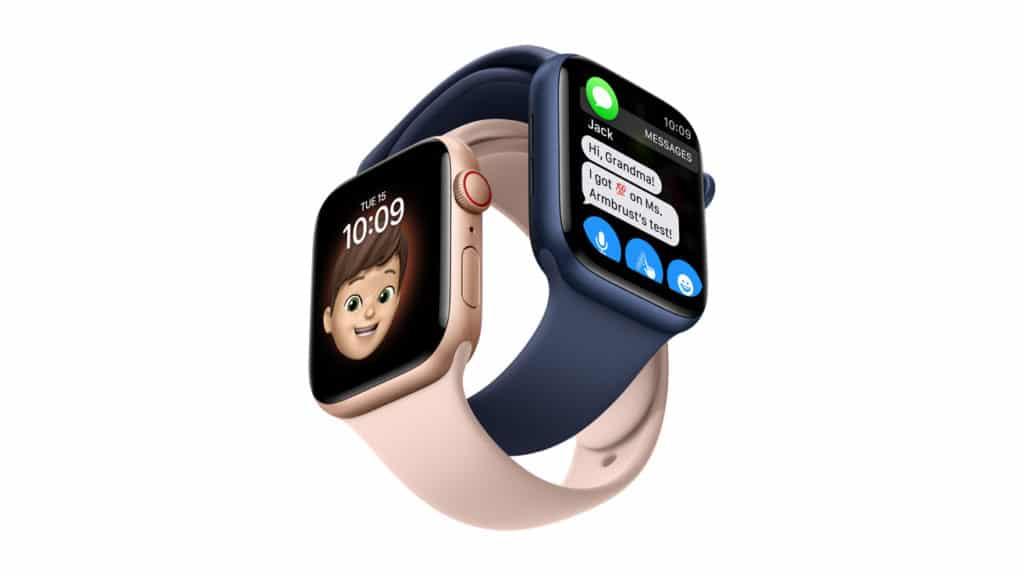 Des nouveautés pour l'Apple Watch !