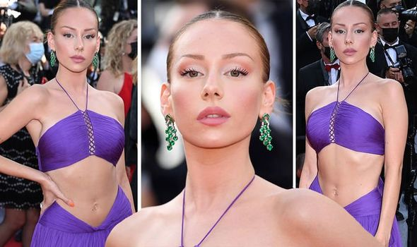 Ester Exposito (Elite) : Sa robe audacieuse au festival de Cannes 2021