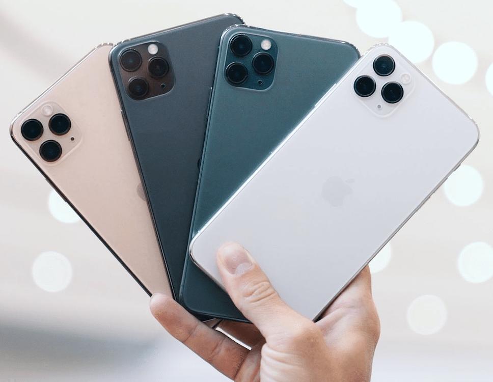 iPhone 11 Pro en grosse promo !