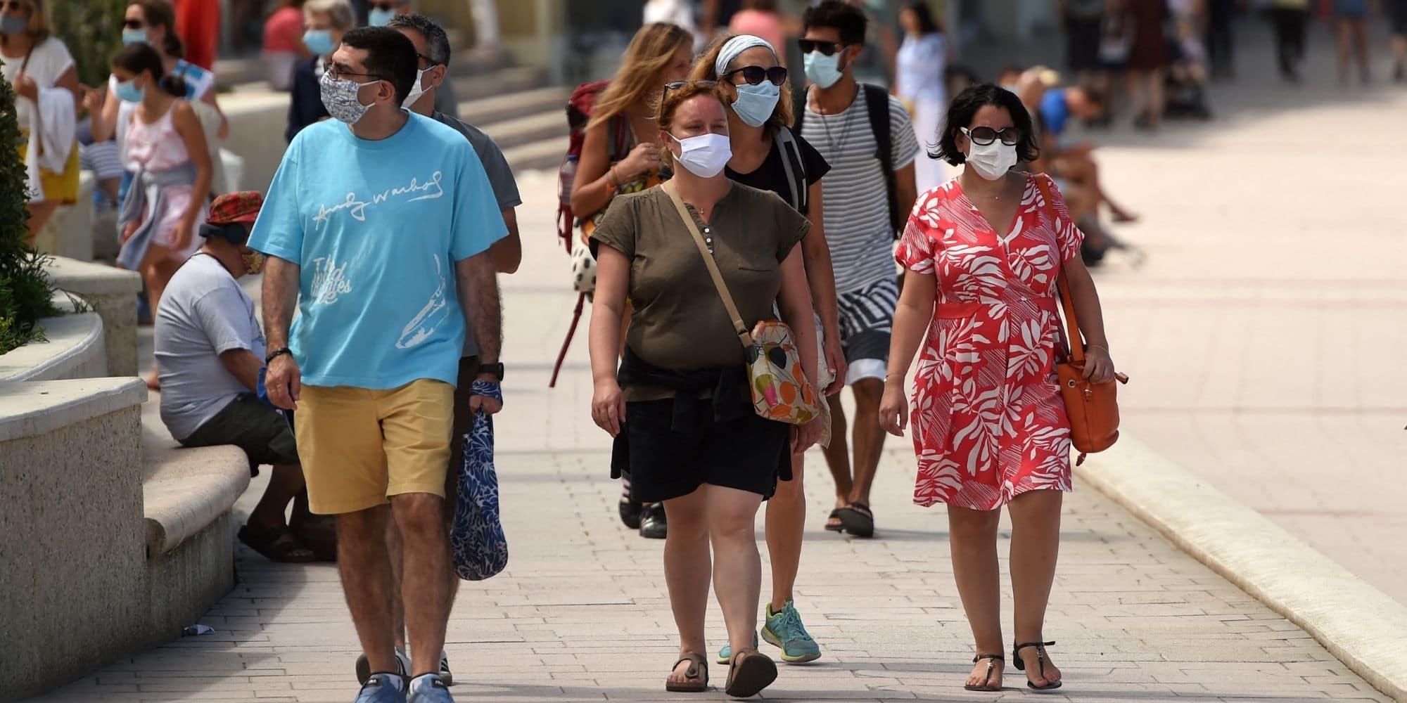 Pyrénées-Orientales : Le masque redevient obligatoire en extérieur !