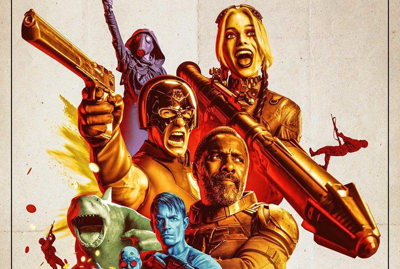 The Suicide Squad : Le film a reçu une vague de critiques..