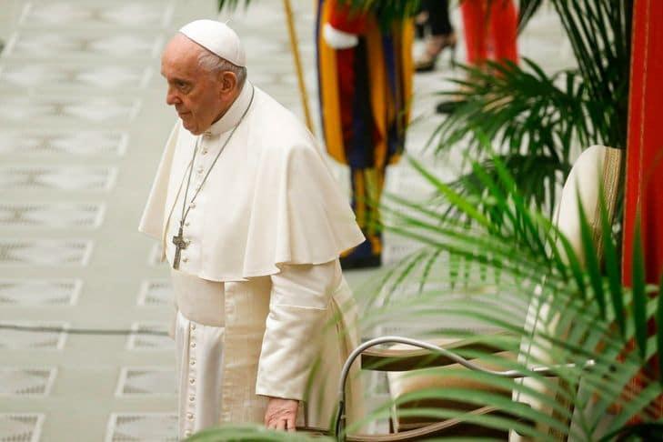 Le pape François opéré !