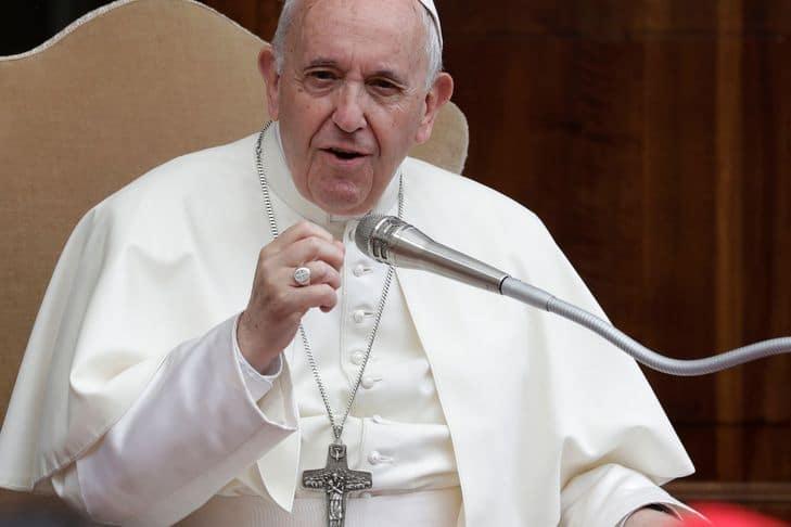 Le pape a besoin de vos prières