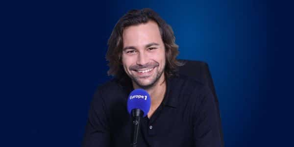 Bertrand Chameroy quitte Europe 1