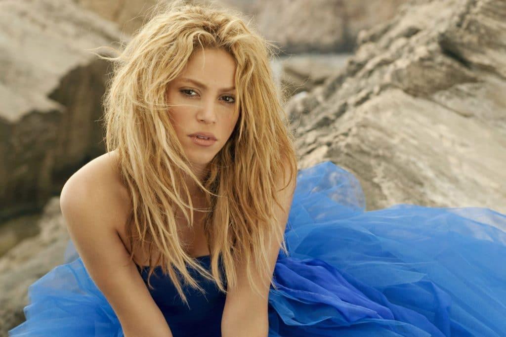 Shakira is back !