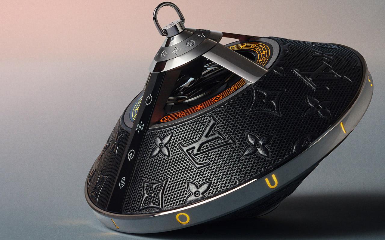 Louis Vuitton Horizon Light Up : La nouvelle enceinte sans fil de luxe