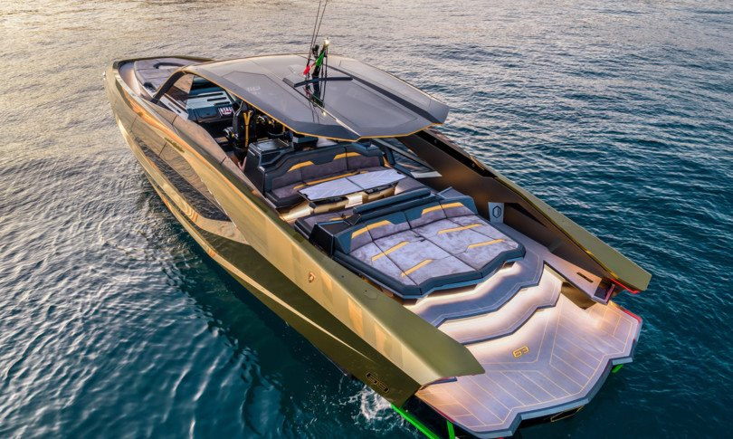 Conor McGregor : Son yacht Lamborghini vaut des millions de dollars