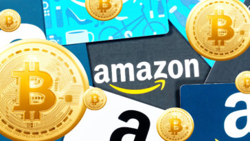 Amazon n'accepte pas le Bitcoin comme mode de paiement !
