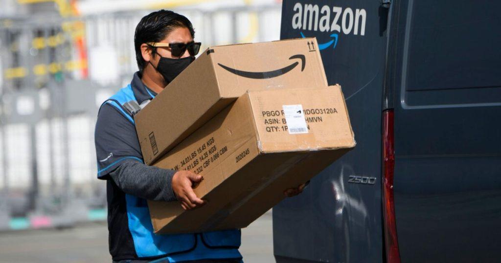 Amazon licencie ses livreurs !