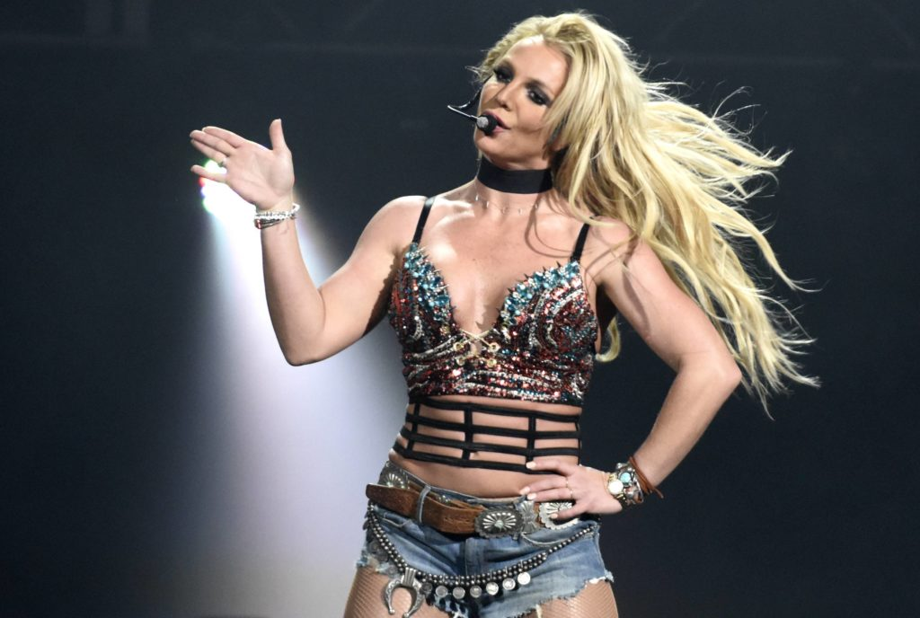 Britney Spears s'exprime sur les réseaux