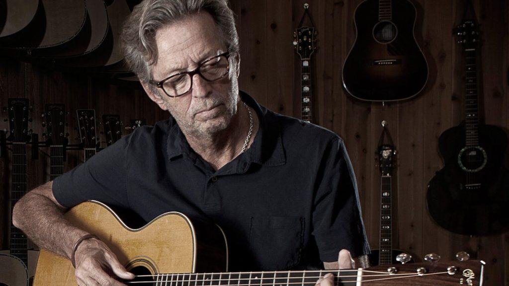 Eric Clapton pousse un coup de gueule