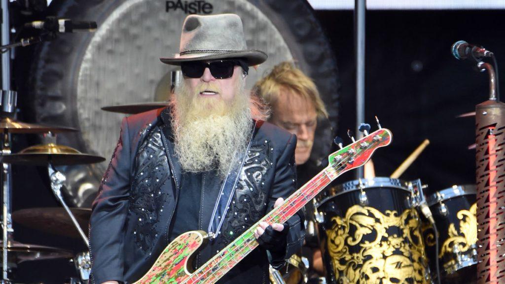 ZZ Top, le bassiste Dusty Hill est décédé à 72 ans