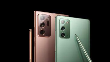 Samsung Galaxy Note 20 : très grosse remise sur l'un des meilleurs téléphones du moment !