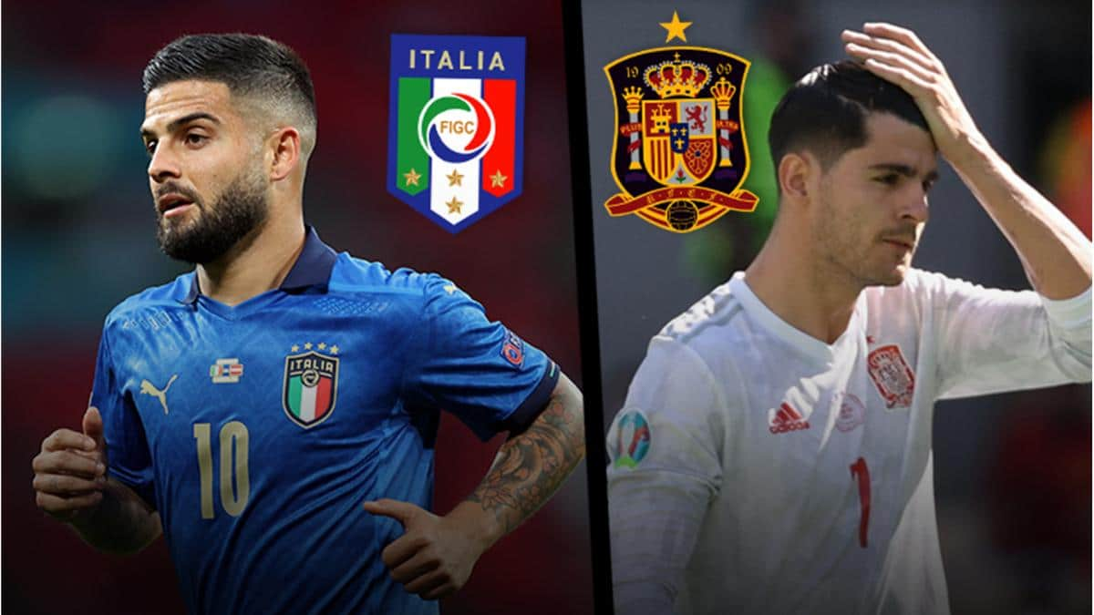Italie 1-1 Espagne (t.a.b 4-2) : L'Italie en finale!