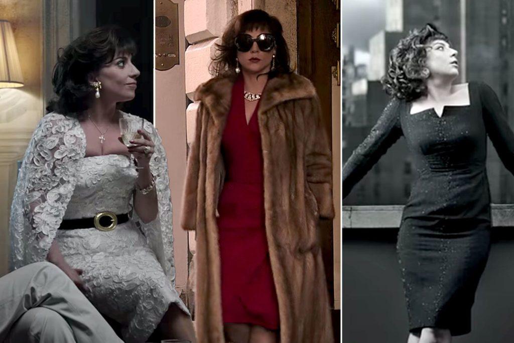 Lady Gaga dans la peau de Patrizia Reggiani !