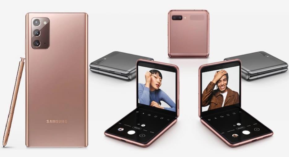 Samsung Galaxy Z Flip 3 et Z Fold 3 : L'évènement officialisé !