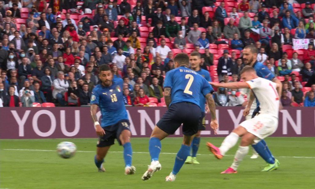 L'Italie en finale!