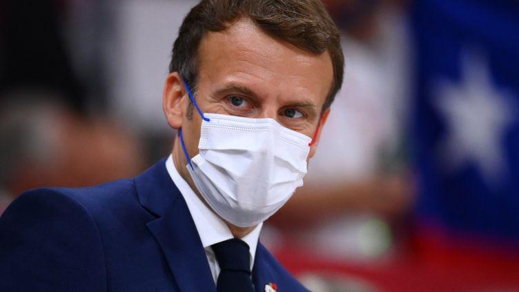 Emmanuel Macron enthousiasmé !