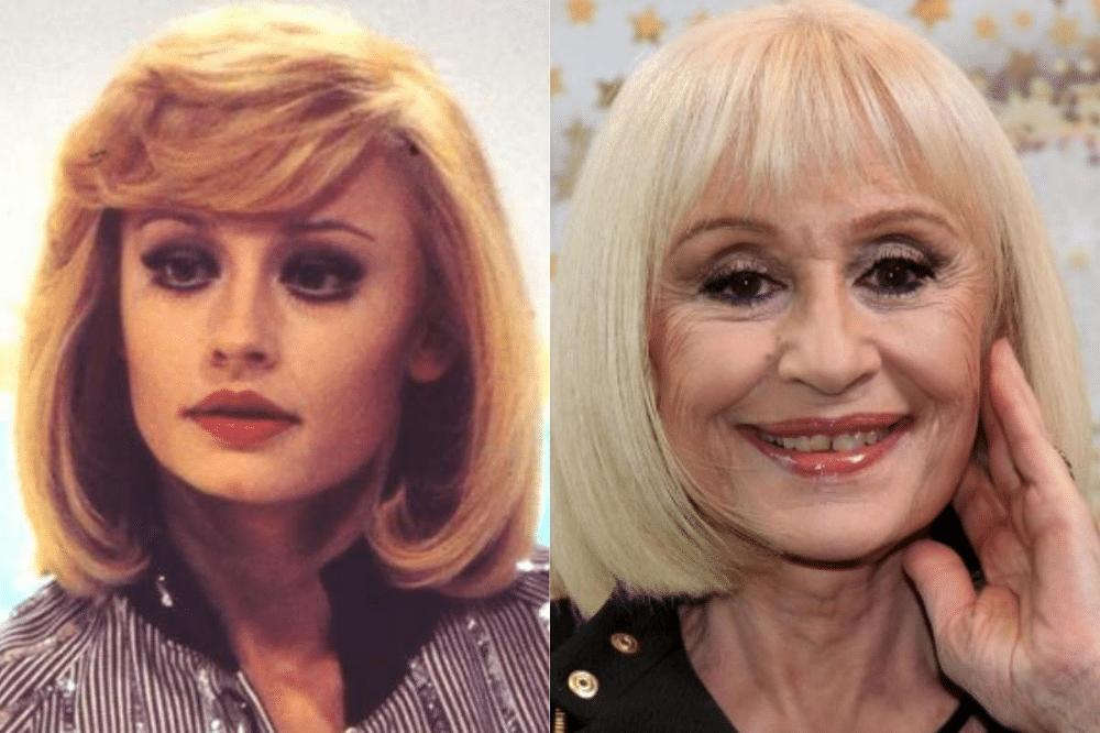 Raffaella Carrà : Une star de la télévision