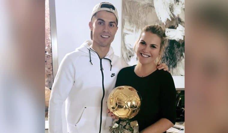 La sœur de Cristiano Ronaldo hospitalisée