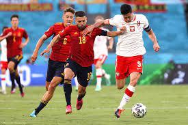 Suisse 1-1 Espagne (t.a.b 1-3) L'Espagne en demi-finale!