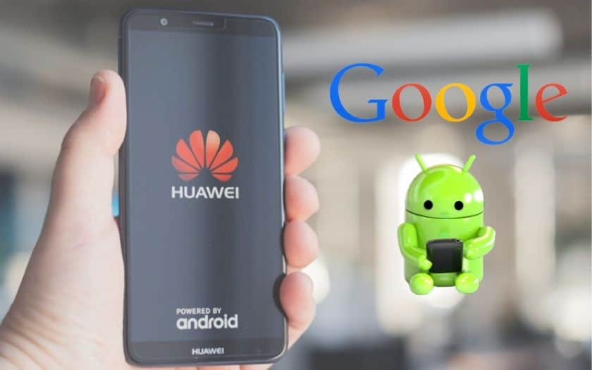 Huawei vs Android