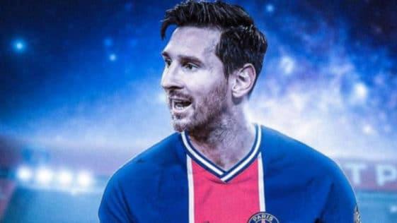 Lionel Messi. Quel sera le salaire de l'international Argentin au PSG ?