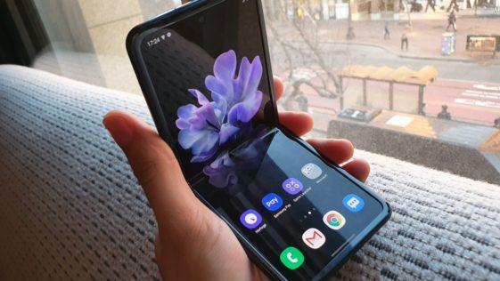 Samsung Galaxy Z Fold : la démocratisation du format pliable !