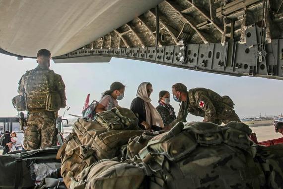 Les nouveaux maitres de l'Afghanistan !