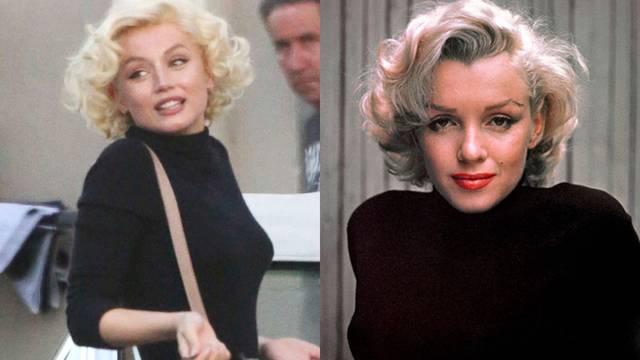 Biopic Marilyn Monroe : Des scènes très audacieuses..