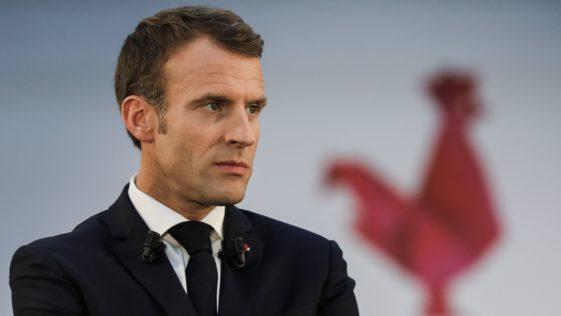 """Emmanuel Macron. Sanguin et furieux : """"Virez-le moi sur le champ"""""""