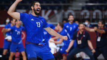 JO Tokyo : La France remporte la médaille d'or en handball !