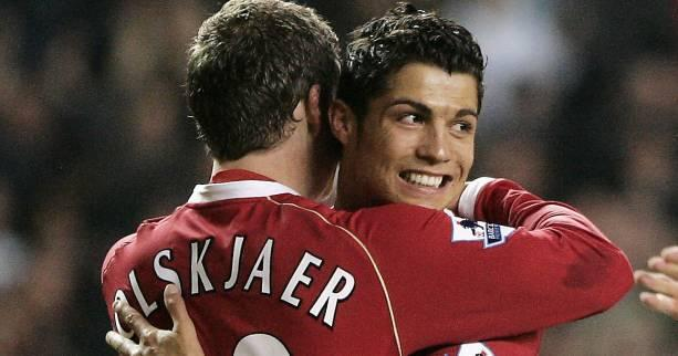 Cristiano Ronaldo rejoint le Club Man U