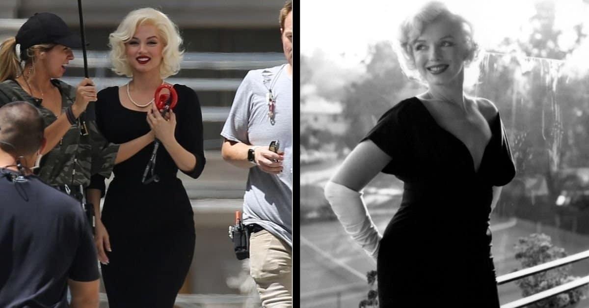 """Marilyn Monroe : Sa biopic """"Blonde"""" jugées trop sulfureuses par Netflix"""