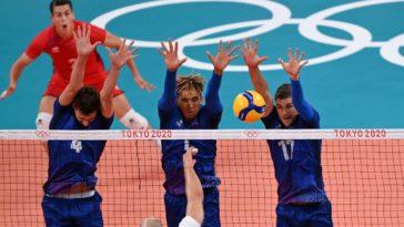 JO de Tokyo : Le geste fou du coach de l'équipe de France de volley-ball