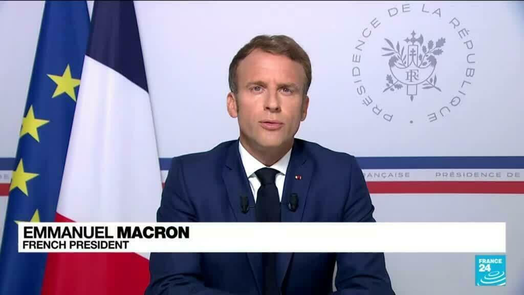 Emmanuel Macron remet les point sur les i !