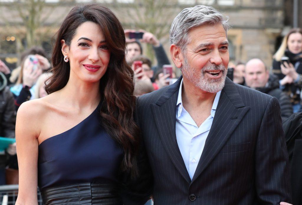 Des jumeaux pour Amal et George Clooney ?