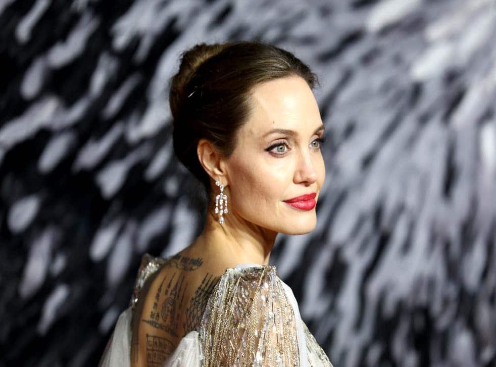 Angelina Jolie : Elle ouvre un compte Instagram pour les afghanes.