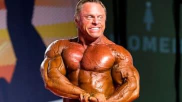 John Meadows : Le célèbre bodybuilder est décédé à l'âge de 49 ans