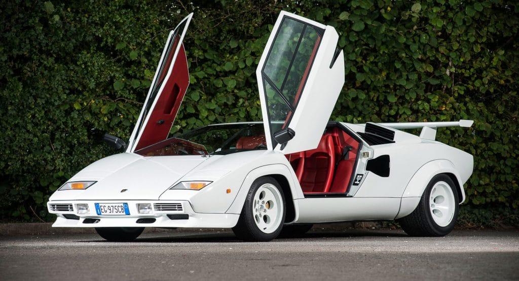 Lamborghini ne fabrique que 112 exemplaires
