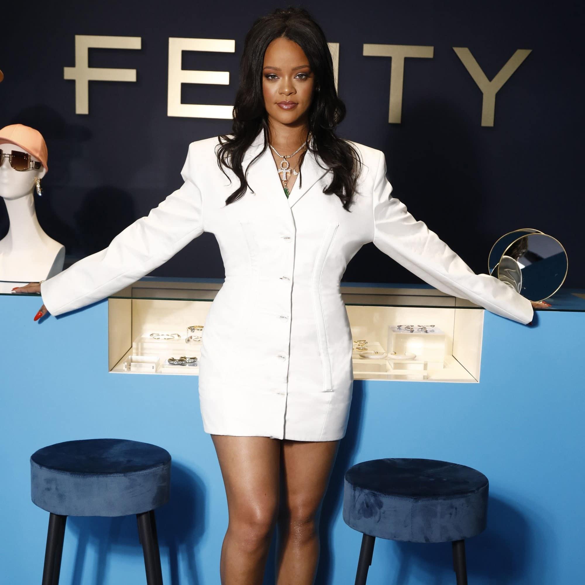 Rihanna : La superstar fait officiellement partie du club des milliardaires !