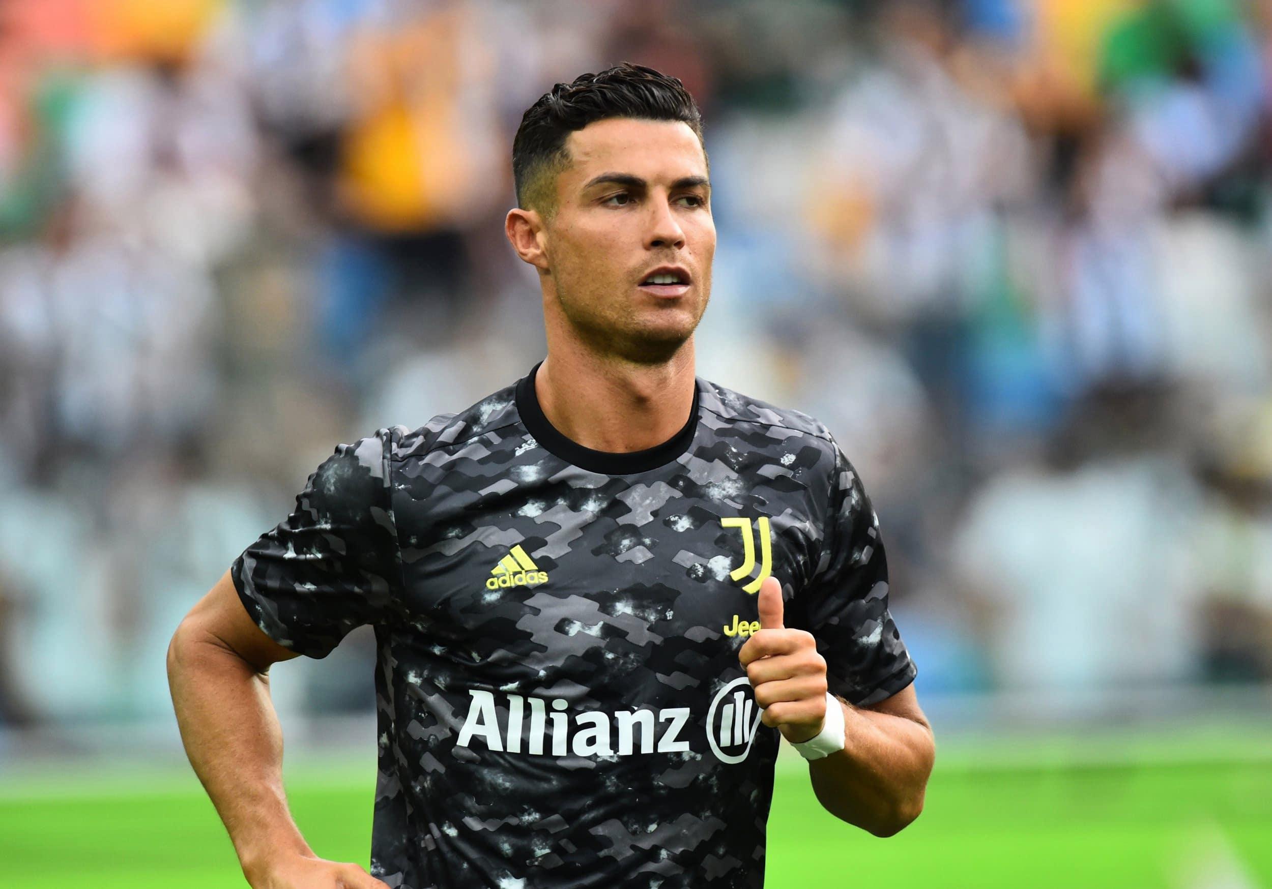 Cristiano Ronaldo : Il Jouera en tant que remplaçant avec la Juventus
