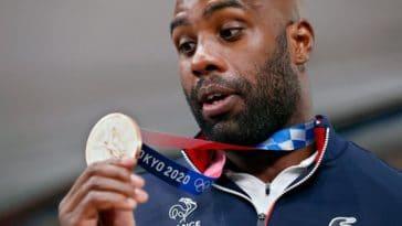 Teddy Riner : Critiqué sur sa médaille de bronze aux JO Tokyo ? Il répond !