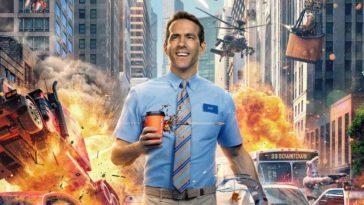 """Ryan Reynolds : Pourquoi Free Guy est plus qu'un """"film de jeu vidéo"""" ?"""